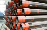 Ölquelle-Gehäuse-Rohr API-5CT J55/K55/N80 mit Eue (PIN*BOX)