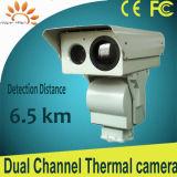 長距離熱機密保護IPのカメラ