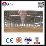 De geprefabriceerde Industriële Loodsen van de Structuur van het Staal van Lage Kosten (ZY384)