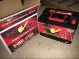 Batterij van de Auto van het Onderhoud van DIN58034mf 12V80ah de Vrije