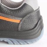 Цена RS6163 ботинок безопасности отрезока низкого уровня Palmprint руки кожаный