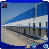 Structure métallique de grande envergure pour l'entrepôt d'industrie
