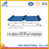 建物のためのPrepainted電流を通された波形の屋根ふきシート
