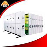 Aménagement mobile compact commercial d'étagère dense de masse mobile