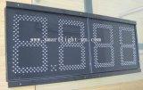 Afficheur LED extérieur de prix du gaz IP65