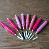 Crayon lecteur en plastique de vernis à ongles, crayon lecteur de lustre de languette (NRP06)