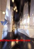 Scrittorio di ricezione dell'ufficio della TW della pietra/contatore artificiale di informazioni/scrittorio anteriore