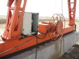 Fournisseur mobile de Factroy de grue de portique de double poutre sur rail