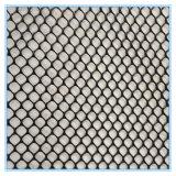 Acoplamiento plano plástico del separador de la alta calidad de la fuente de China