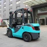 Forklift 3.0t Diesel com mastro Cpcd30rfr de 3.0m