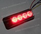 LED 지상 설치 석쇠 대시 갑판 외부 Gen3 Lighthead