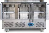 China Saladette Prep Fridge Supplier (BIS-903G)