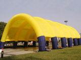 Aufblasbares Haube-Zelt/Spinnen-Zelt, aufblasbares Festzelt, Luftblasen-Zelt-Haube-Zelt