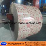 Bobina de aço decorativa do projeto PPGI do material de telhadura