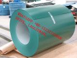 Placa de acero galvanizada prepintada sumergida caliente de Coil/PPGI/PPGI