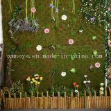 装飾的な人工的な芝生のコケの壁、美化のための総合的なコケ