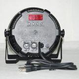 Preiswerter 54PCS 3W RGBW Plastikstadium NENNWERT kann Licht waschen