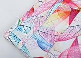 Calças elásticas macias anti-baterianas coloridas da ioga da faixa da aptidão das caneleiras das mulheres