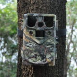 12MP HD 1080P ningún Glow IR Hidden Hunting Camera
