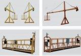 Het mobiele Platform van het Werk en het Zink Geplateerde Platform van het Werk van de Behandeling van de Oppervlakte