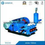 모형 BW250 수평한 유형 세겹 실린더 진흙 펌프