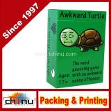 Le jeu d'usager - tortue difficile - un jeu de carte brut et difficile d'humeur (431004)