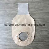 Hydrokolloidaler anhaftender einteiliger geöffneter Colostomy-Wegwerfbeutel