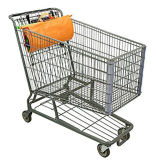 Laufkatze sackt Supermarkt-faltbaren Lebensmittelgeschäft-Karren-Einkaufen-Laufkatze-Beutel ein