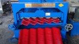 Facile actionner la tuile en acier colorée automatique de glaçure formant la machine