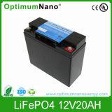 paquete de la batería de litio de 12V 20ah para el producto de limpieza de discos del suelo