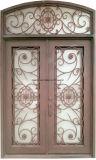 良質および低価格の青銅色の鉄の出入口