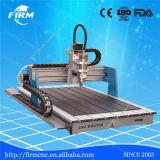 CNC de Markable que hace publicidad del grabado que talla el cortador de madera