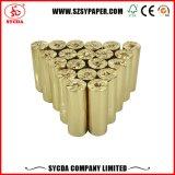 Rodillo del papel termal del papel de imprenta de la precisión 57m m 80m m