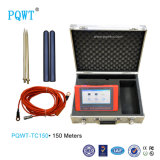 Alta misurazione di esattezza & versione elettronica in profondità 150m di aggiornamento del rivelatore dell'acqua sotterranea dello strumento di analisi Pqwt-Tc150
