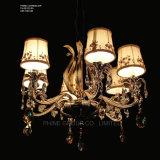 Luz de cristal moderna do candelabro da lâmpada do dispositivo elétrico de iluminação do pendente da decoração de Swarovski dos braços de Phine pH-0642z 18