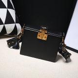 Мешок плеча Emg5149 повелительниц кожаный мешка сумки 100% коробки способа конструктора Италии форменный реальный