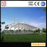 Tenda dello stadio del materiale da costruzione di PVDF/PTFE con impermeabile