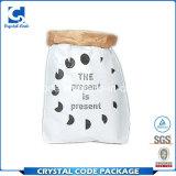 Vente bien partout dans le monde du sac de papier lavable