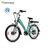 販売のための女性市道の電気バイク