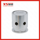 Válvulas de sobrepressão ajustáveis Dn40 AISI304 Tri Clamp, 0.5-3.0bar