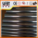 Pipes sans joint rondes étirées à froid d'acier inoxydable
