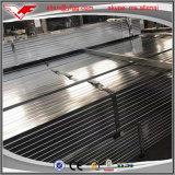 Q195ミャンマーの市場の構築のための熱い販売前に電流を通された正方形鋼管