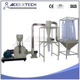 Pulverizer en plastique à grande vitesse à disque de PVC/PE