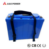 Speicherbatterie des Lithium-nachladbare LiFePO4 24V 24 des Volt-90ah