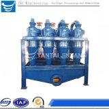Hidrociclón caliente del equipo minero de la venta para el proceso de los tizones del oro