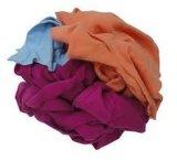 De colores utilizados paño desechable Rags