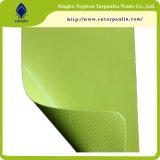 Excellente housse en PVC recouvert de tissu en coton Tb017
