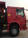 8*4 336HP LHDの標準的なダンプトラックのダンプカートラック