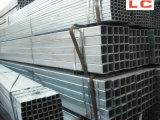 Pipa de acero cuadrada galvanizada