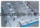 kleine Faser-Laser-Ausschnitt-Maschine der Breiten-800W für Befestigungsteile